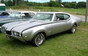 1968 Oldsmobile Hurst - 442