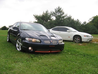 2000 Pontiac Grand Prix - GTP Supercharged