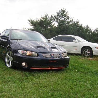 2000 Pontiac Grand Prix - GTP Supercharged
