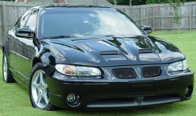 2000 Grand Prix GTP - Duraflex Hood