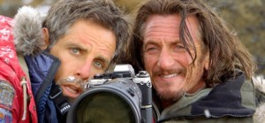 """Beautiful things don't call attention to themselves"" says the Sean Penn character, Sean O'Connell in the movie Walter Mitty just as he is about to film an elusive snow leopard. Photo (c) Walter Mitty 2013."