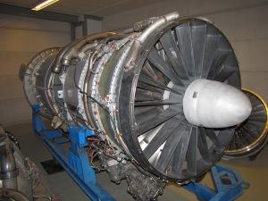 Pratt & Whitney JT8D-17A