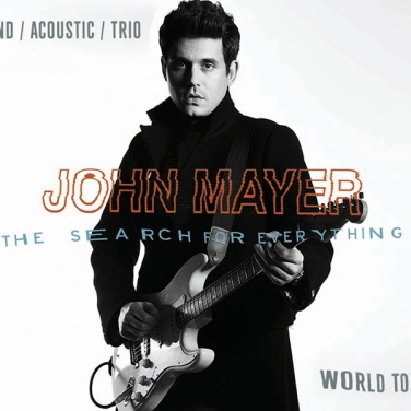 John Mayer - Acoustic - (album art)