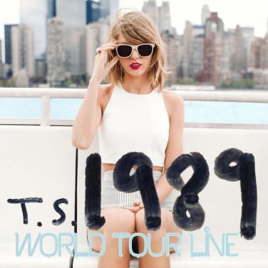 Taylor Swift - Live (album art)