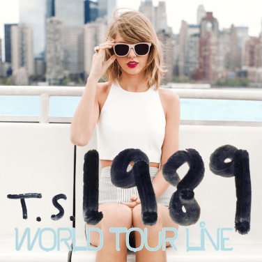 Taylor Swift - Live (album art)