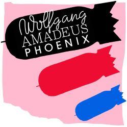 Phoenix - Wolfgang Amadeus Phoenix (album art)