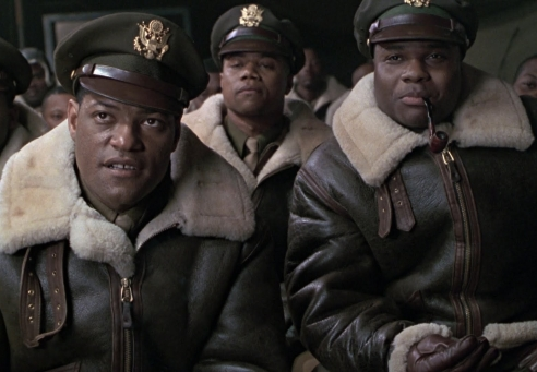 Redtails - Lawrence Fishborn and Malcolm Jamal