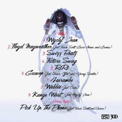 Young Thug - Jeffery (album art)
