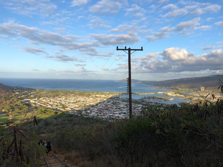 Koko Head Railway Trail - Honolulu, HI